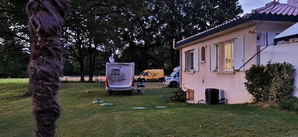 Aire camping-car à Mouilleron-le-Captif (85000) - Photo 8